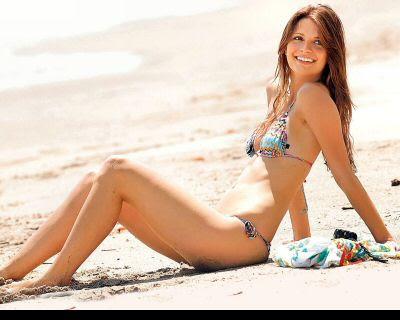 mischa barton in a bikini