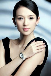 zhang ziyi omega watches