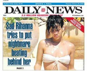 Rihanna ina bikini