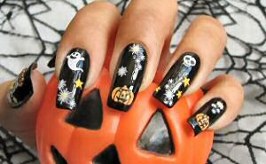 Nail Art Designs, Halloween Nail Art Designs, Nail Art Galleries