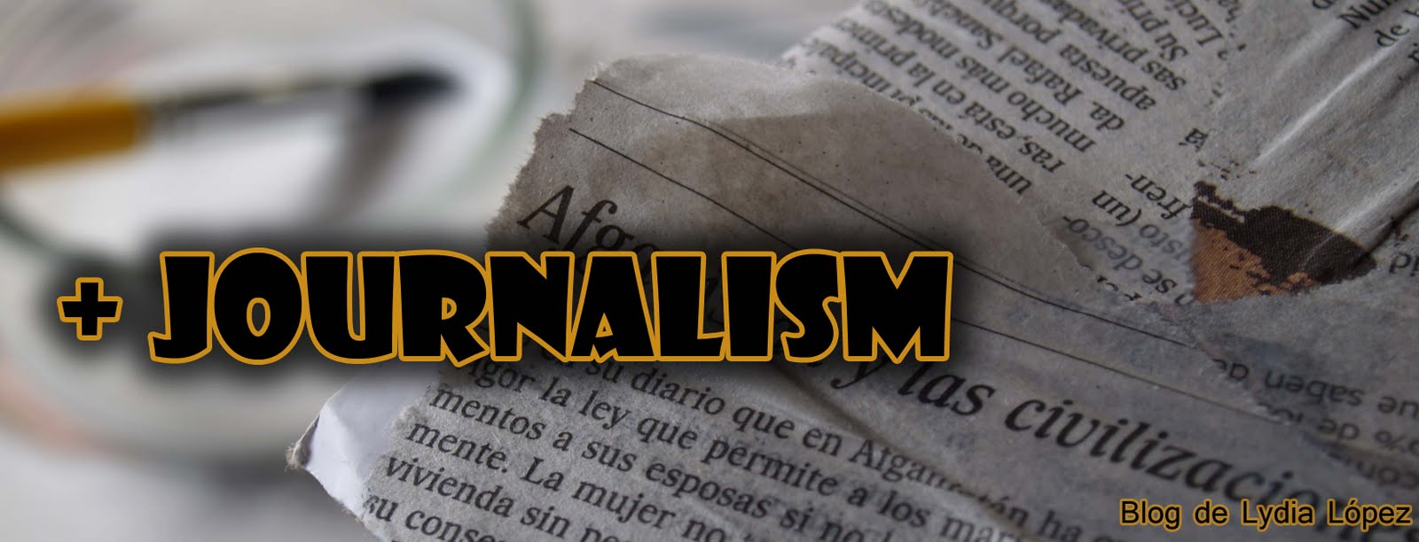 + Journalism