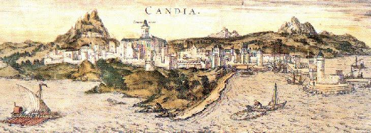 Candia Η πόλη του Ηρακλείου αλλά και όλη η Κρήτη κατά τους Ενετούς