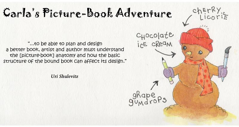 Carla's Picture Book Adventure