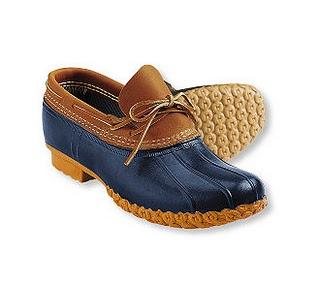 Ll Bean Mens Rain Shoes