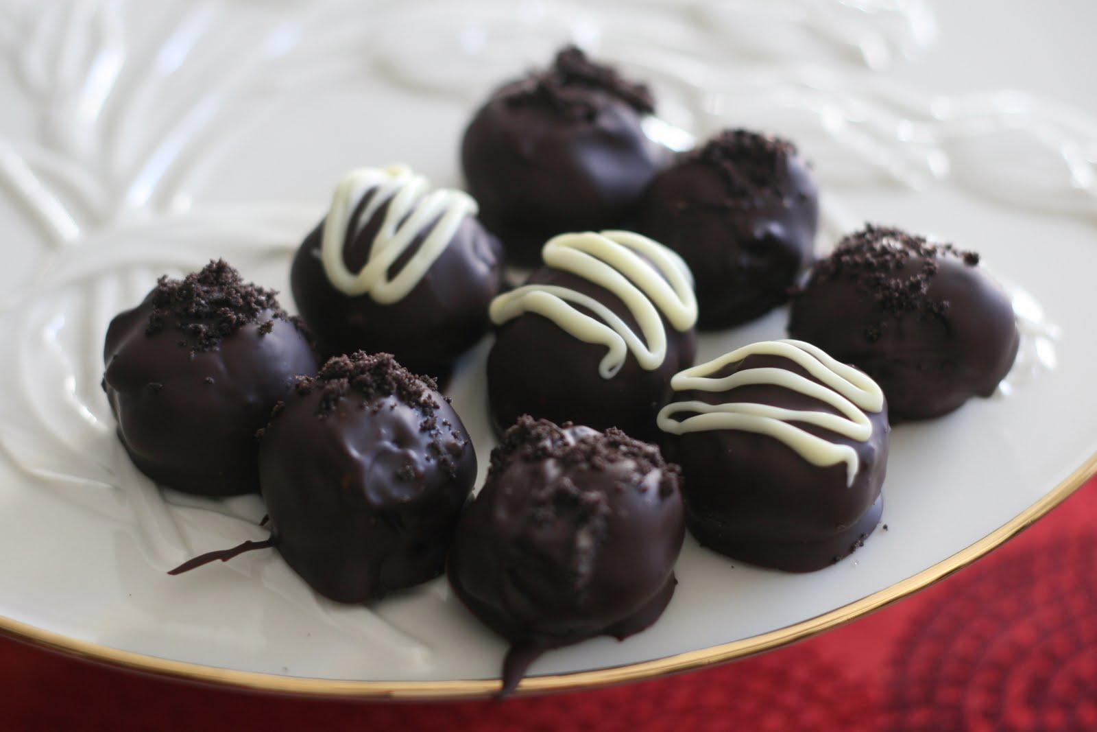 Easy Oreo Truffles | Dainty Chef