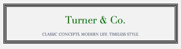 Turner & Co.