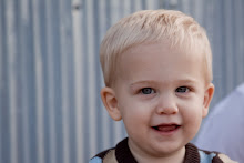 Cutest Blonde Boy in the World!
