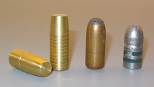 Bullets of 600 and 700 grains are available from a number of manufacturers in a variety of types.
