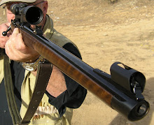 A handier rifle that a 9.3x62mm carbine has never been invented.