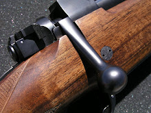 Granite Mountain Arms magnum Mauser action is super strong and the workmanship is impeccable.