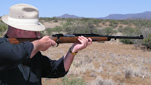 Ruger M77 Mk II looks almost like an English rifle, but its American stock is a little too straight