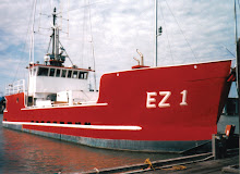 EZ1 at dock