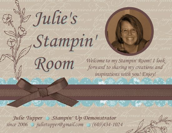 Julie's Stampin' Room