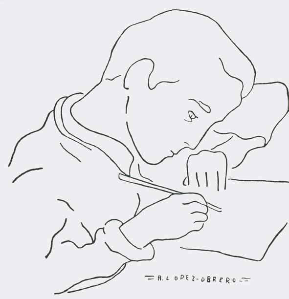 Un niño escribiendo - Imagui