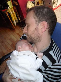 Guillermo Jacobson y sobrino