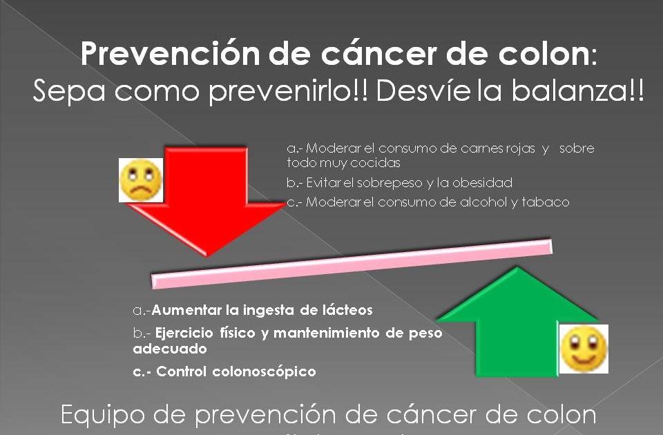 Colonoscopía HAP: Prevención del Cáncer de Colon