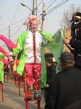 Village festivities