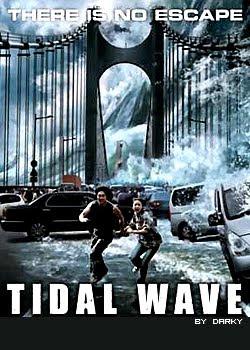 Filme Poster Maremoto - Tidal Wave DVDRip H264 Legendado