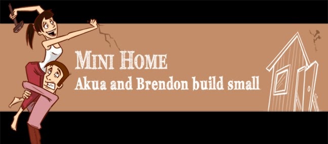 <big>Mini Home:</big><br>Brendon and Akua Build Small