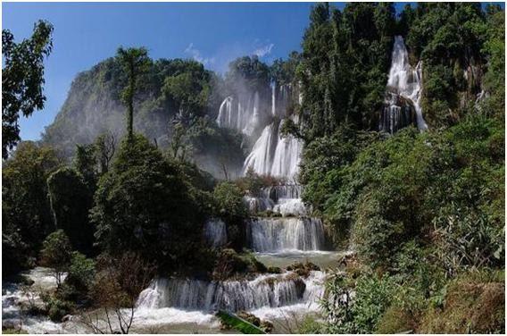 Campurcampur 10 Air Terjun Terindah Di Berbagai Negara