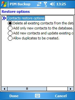 Work Stuff: add Google contacts to windows mobile without using Outlook