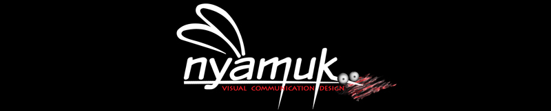 NYAMUK Visual Communication Design