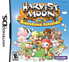 Harvest Moon: Sunshine Islands (USA)