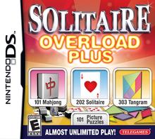 Solitaire Overload Plus