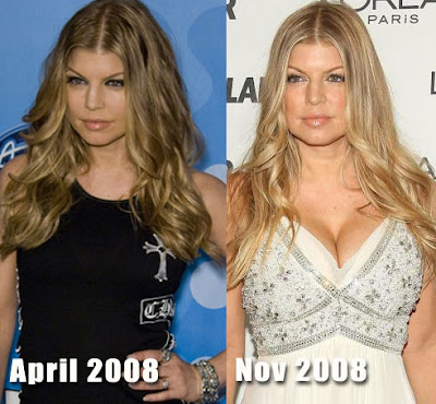 Fergie is a slut