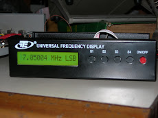 HF UNIVERSAL FREQUENCY COUNTER