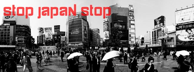 Stop Japan Stop