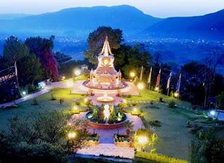 Hidup ala biksu petapa Buddha di Kopan Monastery, Kathmandu, Nepal - www.jurukunci.net