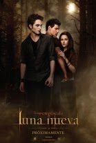 Póster de La Saga Crepúsculo: Luna Nueva (The Twilight Saga: New Moon)