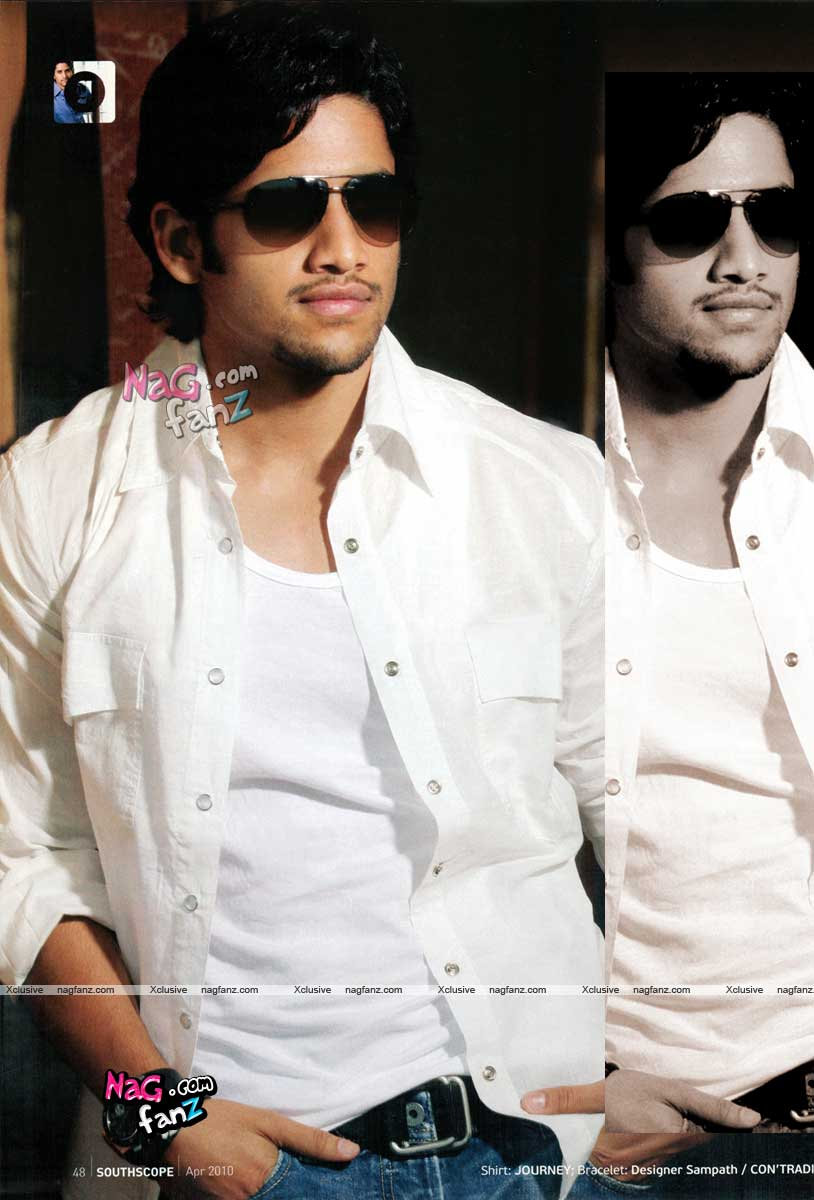 Xclusive Naga Chaitanya Latest  South SCope Pics