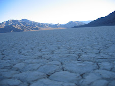 Desert Floor at Death Valley