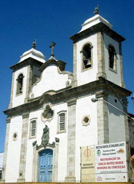 restauraçao paralizada desde 2004
