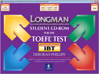 LongMan CD-Rom for the TOEFL Test