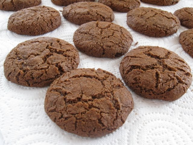 Hope For Healing: Spicy Molasses Cookies (gluten and dairy free)