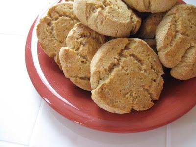 "Hope For Healing: Millet ""Buttermilk"" Biscuits (gluten-free, vegan)"