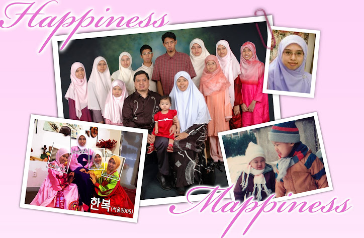 Happiness ~ Mappiness