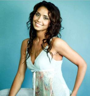 christine bleakley model