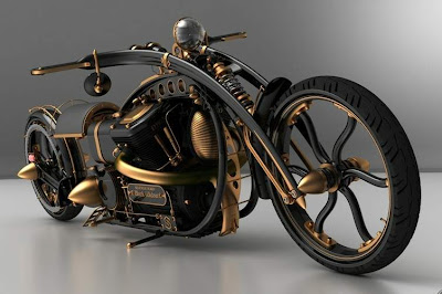 Steampunk Transportation