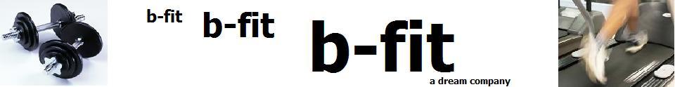 b-fit, A Dream Company