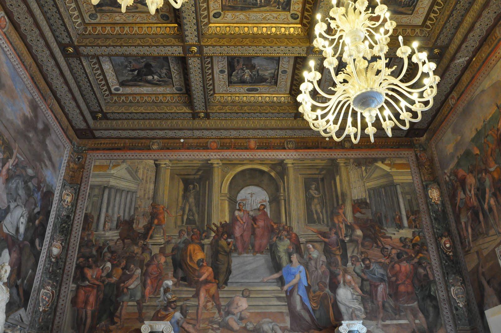 Rome le centre historique for Ca roma volta mantovana