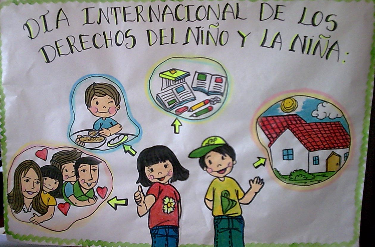 dia internacional de los derechos de los niños