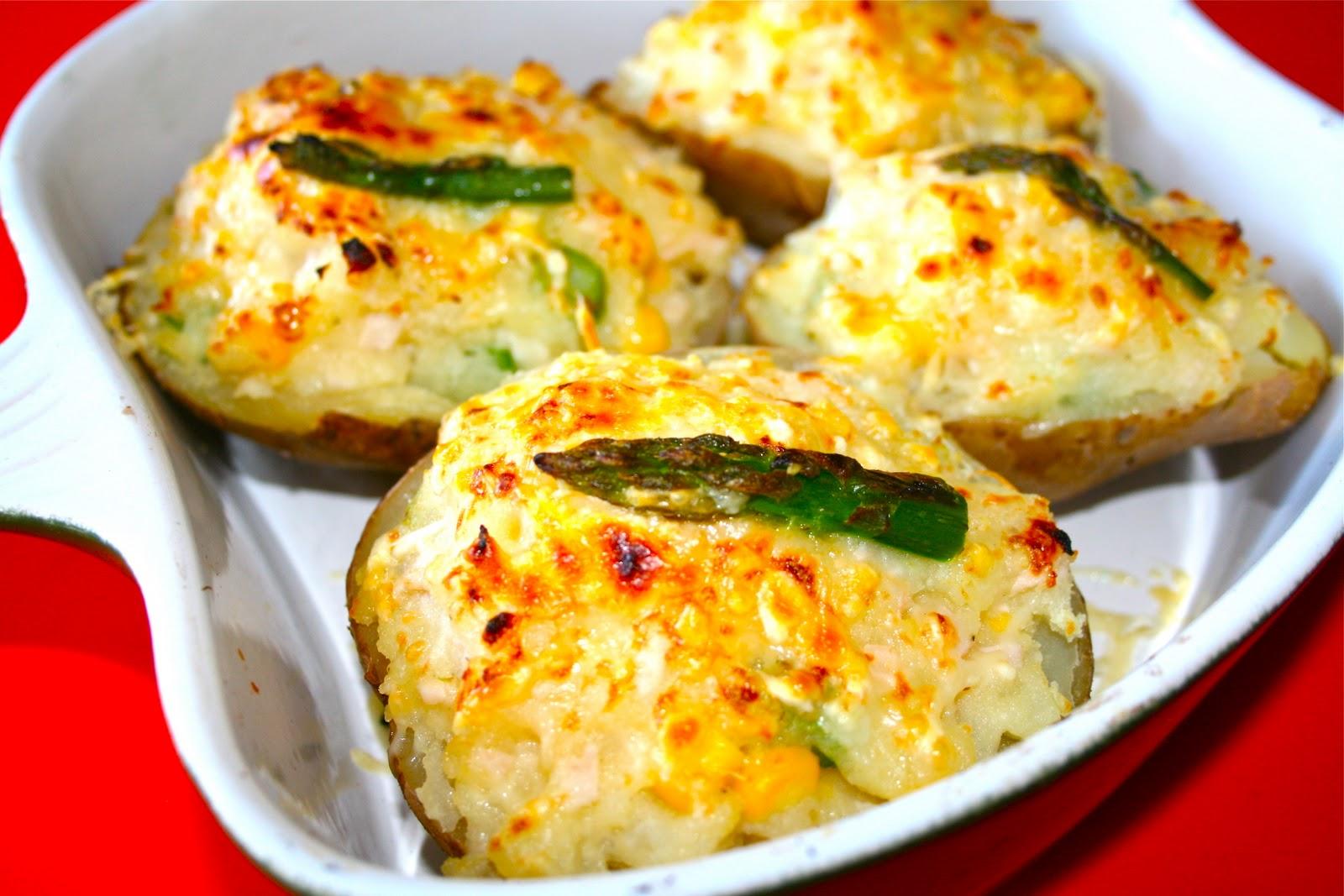 Vericook patatas rellenas al horno - Verduras rellenas al horno ...