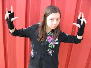 Rock-n-Roll Wristwarmers