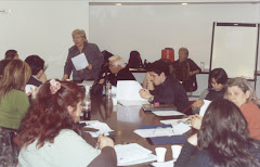 PRIMER CURSO FORMACION DE FORMADORES -ODM- 2007