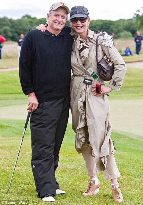 Douglas and Catherine Zeta