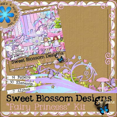 Fairy Princess Freebie